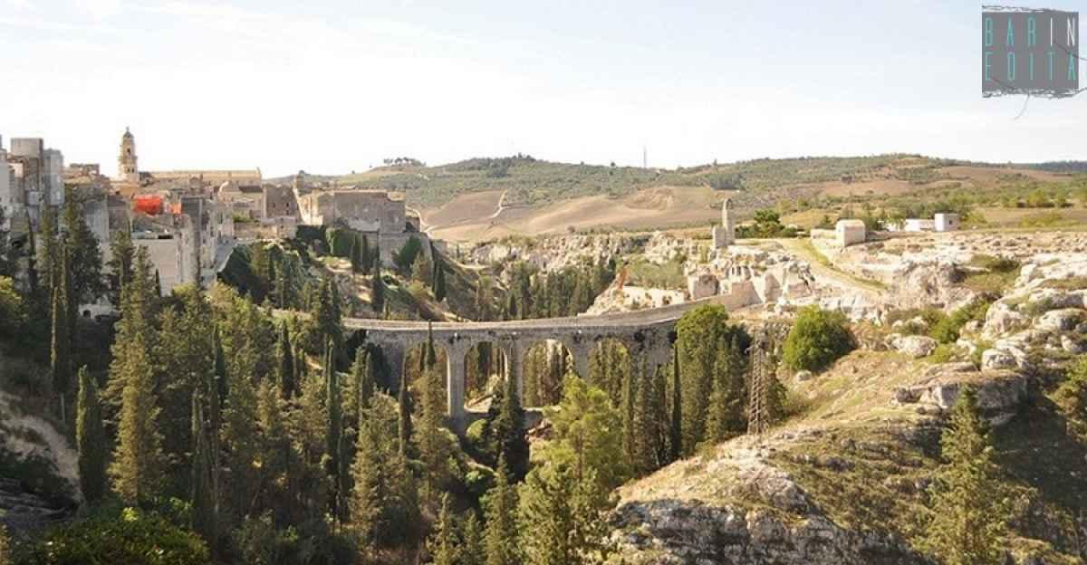 Antiche Chiese Profondi Canyon Panorami Mozzafiato Gravina Paese Che Si Nasconde Barinedita Testata Giornalistica Online
