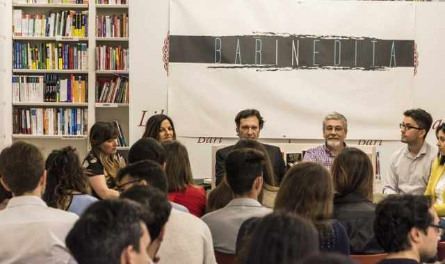 Libreria Laterza, Barinedita incontra i suoi lettori: foto e video