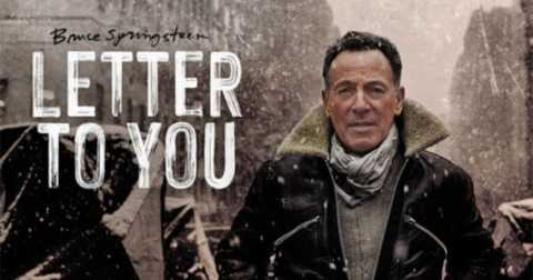 "Letter to You: Springsteen ""torna a casa"" con il rock che l'ha reso celebre"