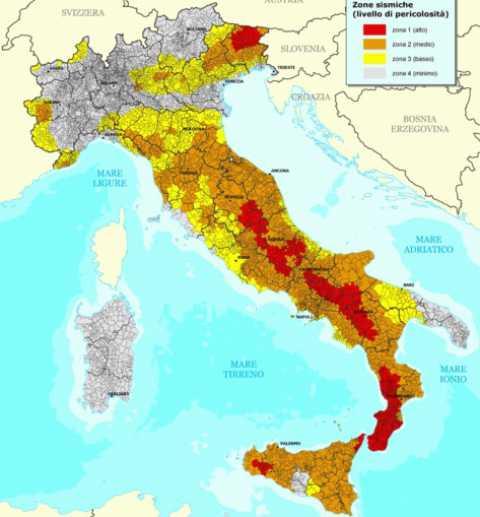 Terremoti La Puglia E Bari Sono Al Sicuro Si Ma Ci Sono Le Eccezioni Barinedita Testata Giornalistica Online