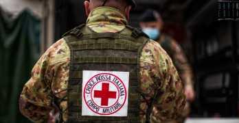Bari il centro della Croce Rossa Militare: Dall'800 in prima linea nelle grandi emergenze