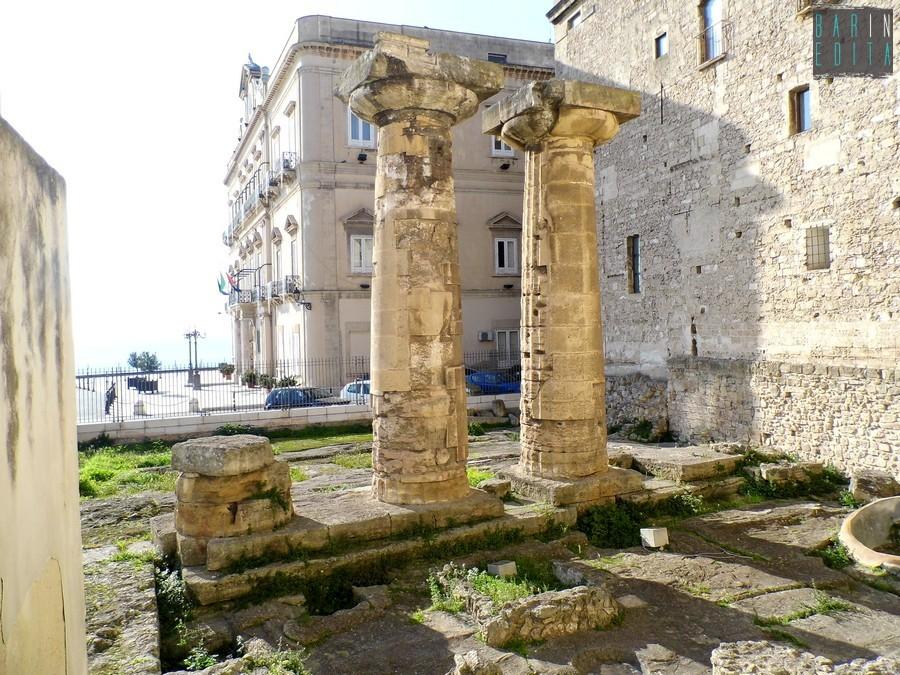 Ben noto La bellezza nascosta di Taranto vecchia: una piccola isola  HD21