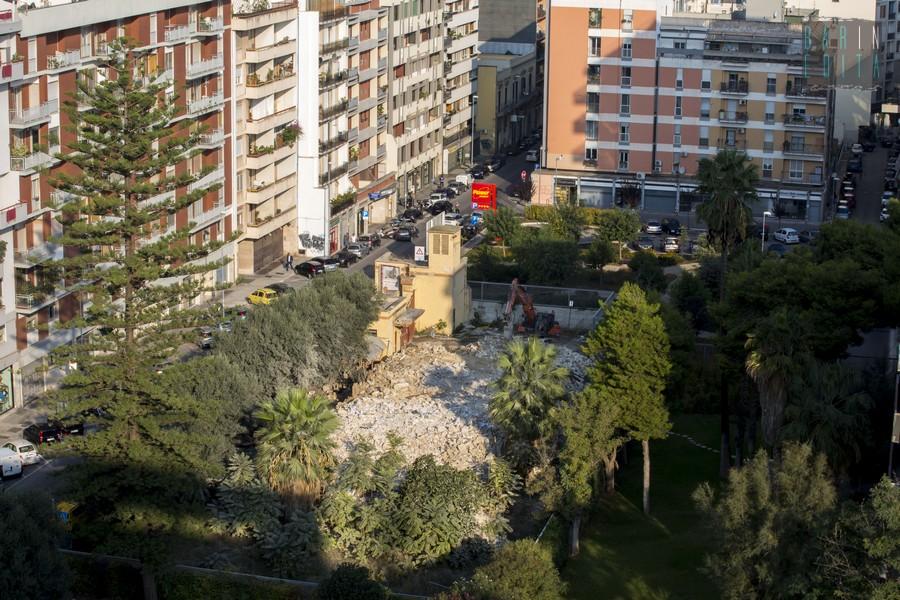 Bari, addio all'antica sede della Birra Peroni: le ruspe ...