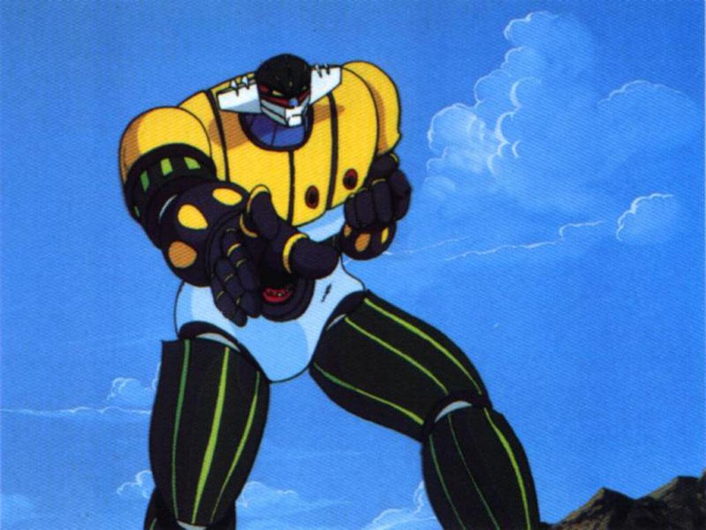 Robottoni giapponesi una cronologia parte i