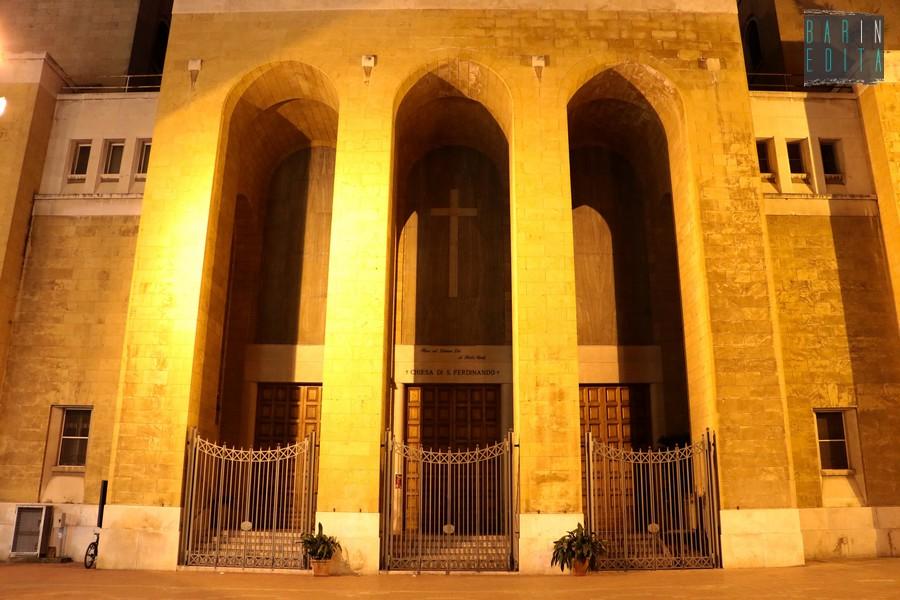 Risultati immagini per bari via sparano chiesa san ferdinando