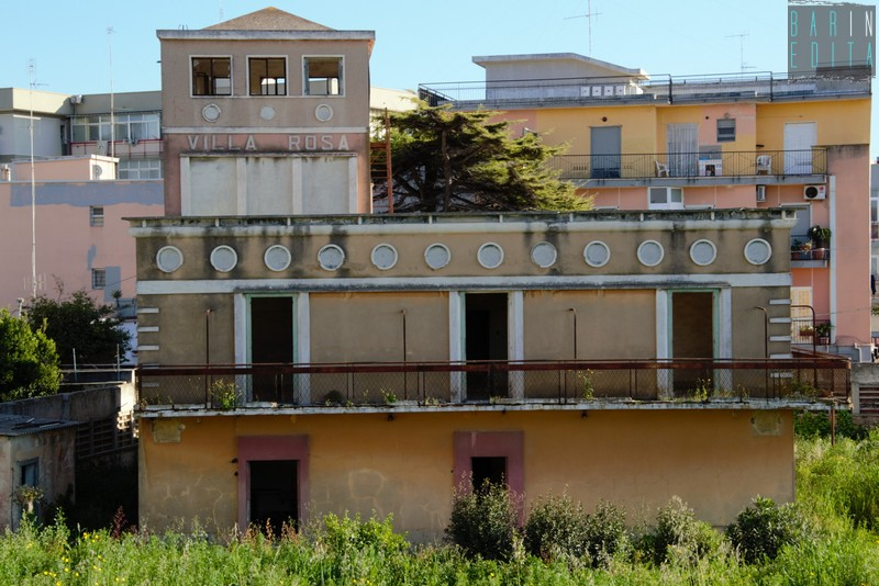 Places: The Villa San Girolamo