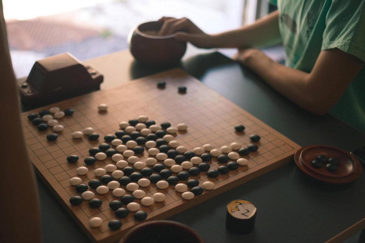 """info for a85cf 1603b Alla scoperta di """"Go"""", millenario gioco da tavola: «Ma in ..."""