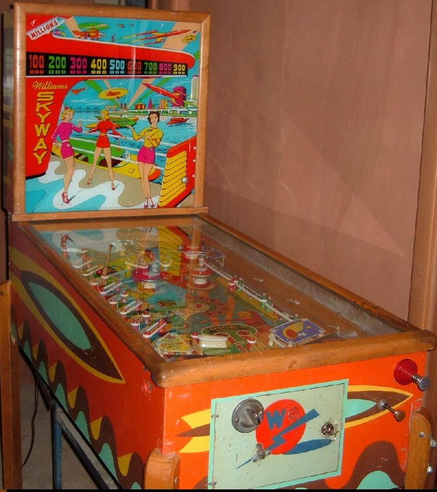 Gli indimenticabili flipper: c\'è chi li colleziona, tra nostalgia ...