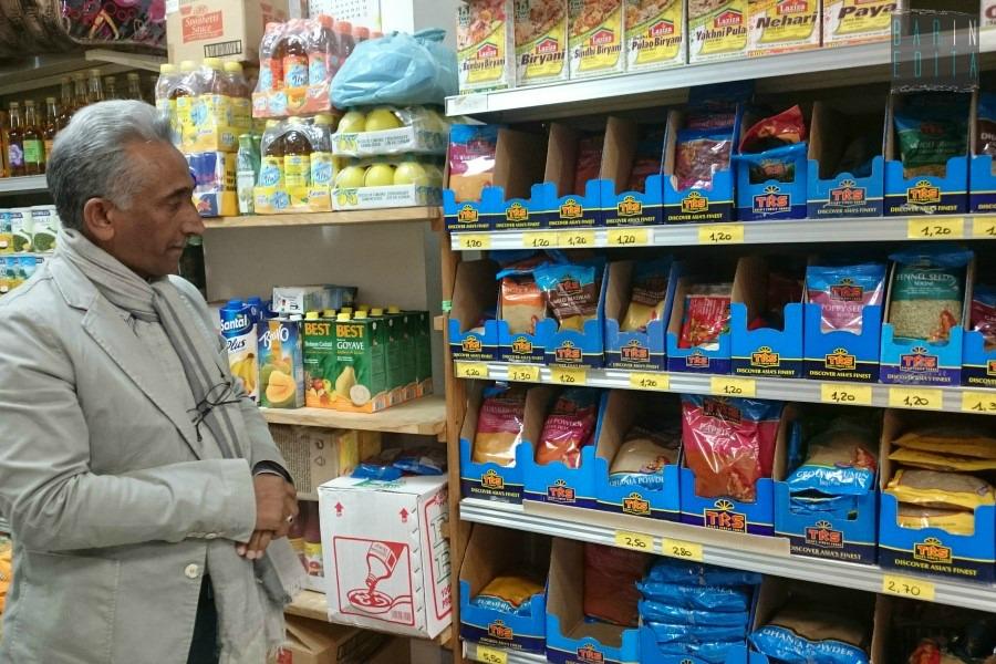 Galleria foto I negozi di cibo etnico | Barinedita - Testata ...