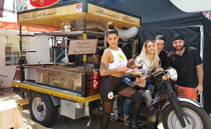Pizzeria La Credenza Bari : Bari arriva la festa del cibo di strada quando il u cpane e merda
