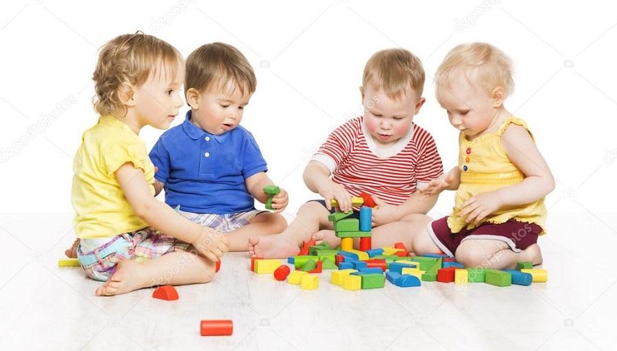 Incontri giochi per bambini