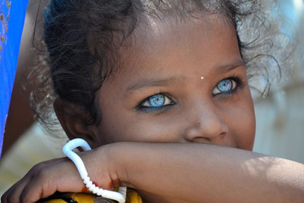 Molto La leggenda dei ''bambini indaco'': «Nati per cambiare il mondo  JW22