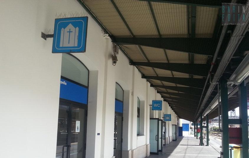La Credenza Bari : Bari la sconosciuta chiesa della stazione fu costruita in vista